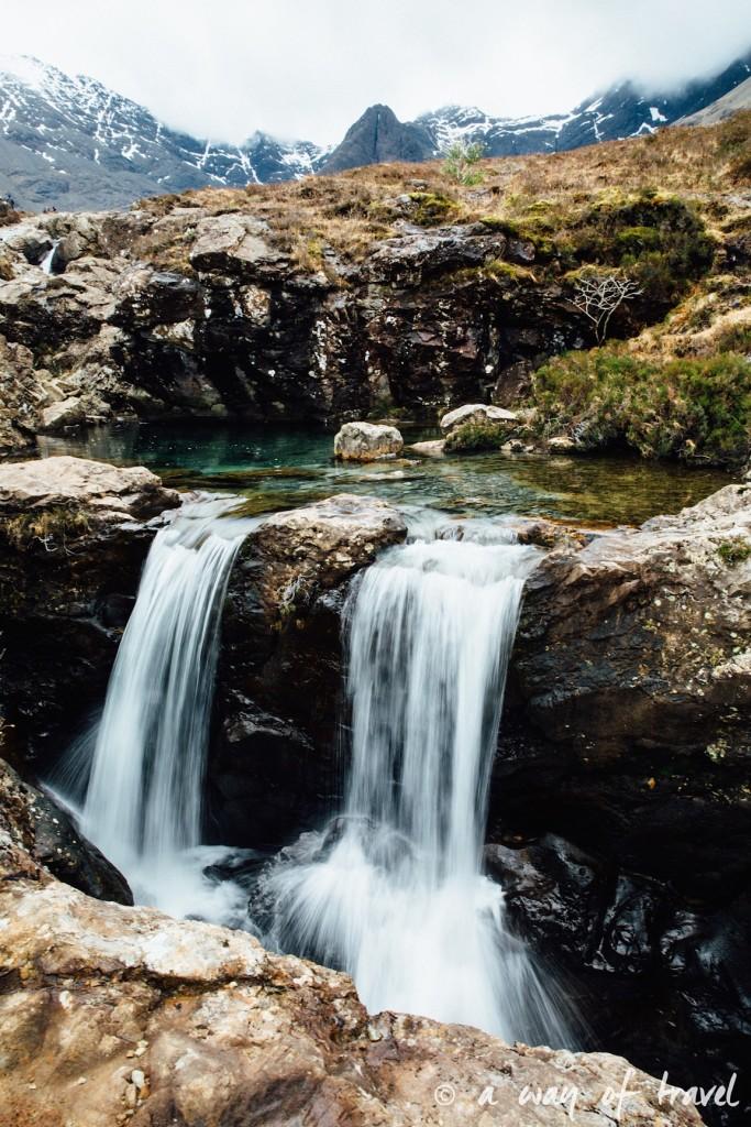 Ecosse visit scotland roadtrip isle skye blog fairy pools 26