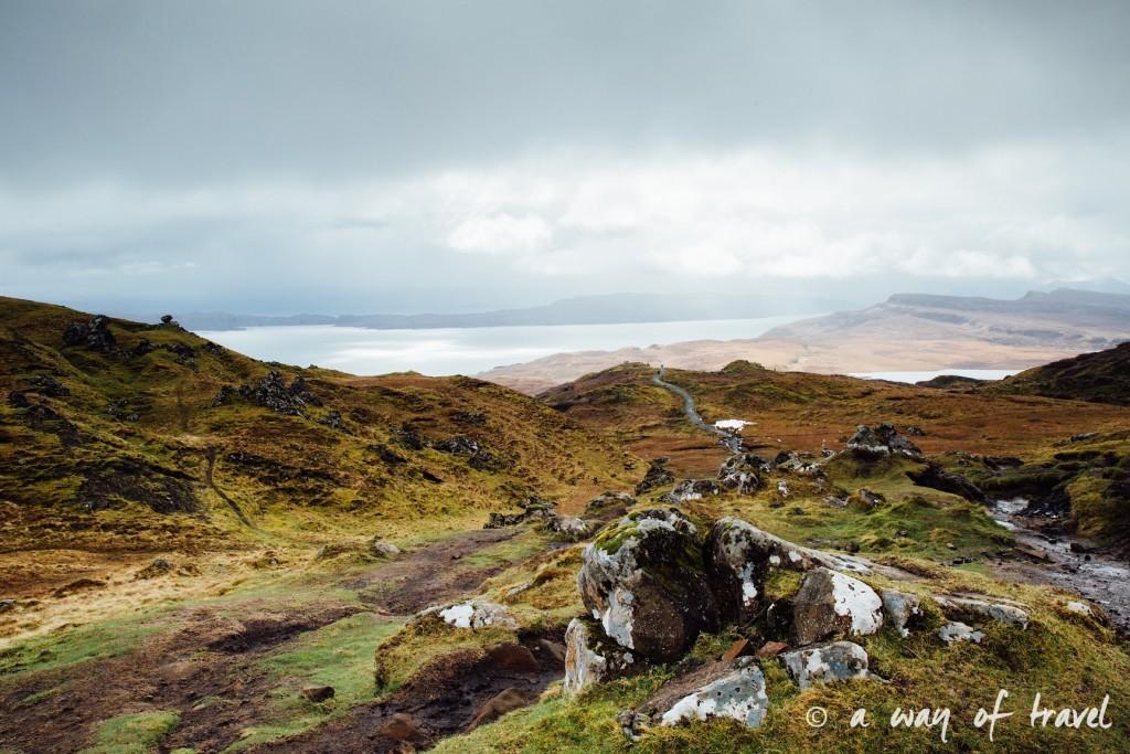 Ecosse visit scotland roadtrip isle skye blog old man of storr 5