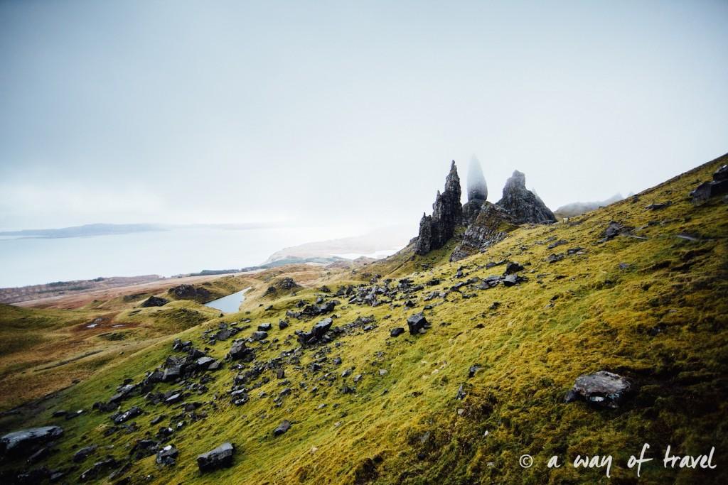Ecosse visit scotland roadtrip isle skye blog old man of storr 9