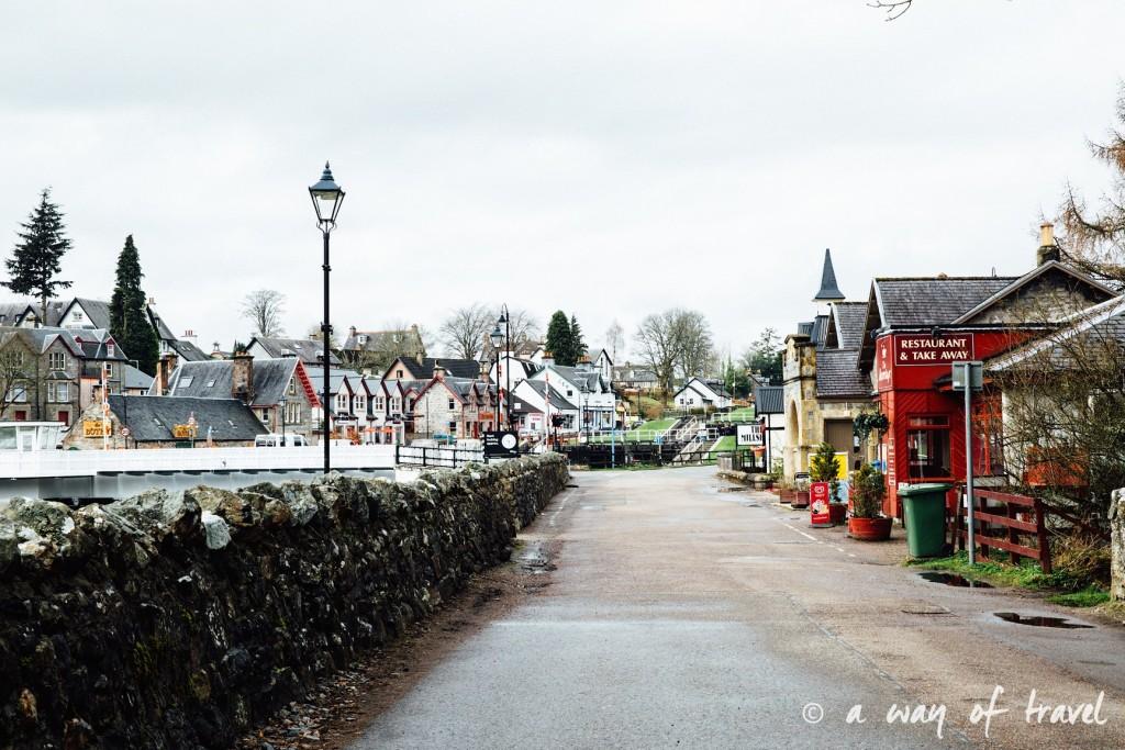 Loch Ness Visit Ecosse Scotland monstre caravane centre road trip blog voyage 6