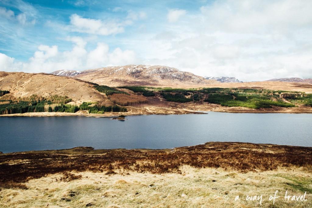 Loch Ness Visit Ecosse Scotland monstre caravane centre road trip blog voyage 7