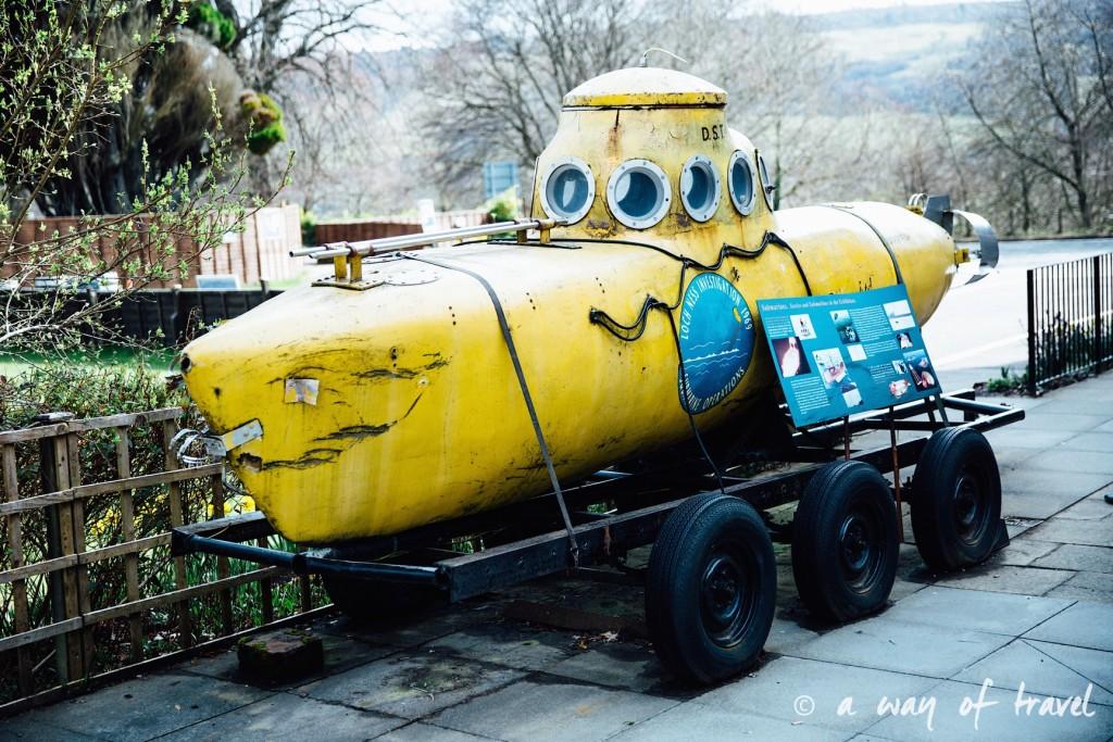 Loch Ness Visit Ecosse Scotland monstre caravane centre road trip blog voyage 8