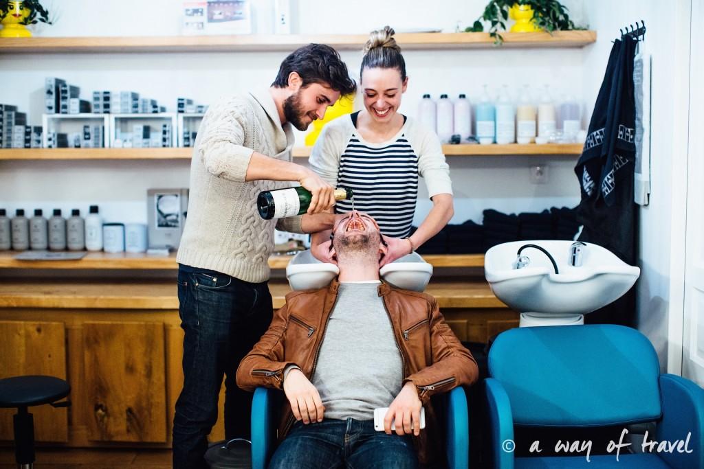 Ouverture salon coiffure mily cuts toulouse