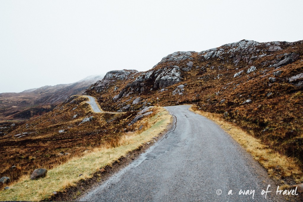 Road trip visit Ecosse scotland torridon applecross  14