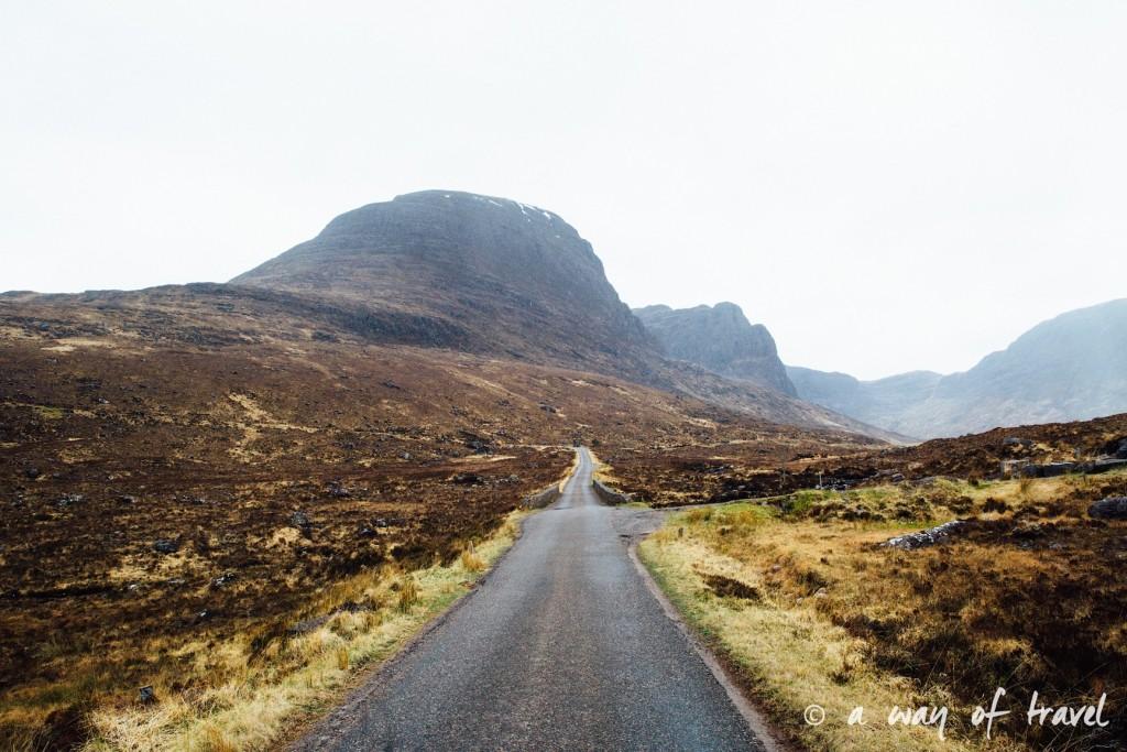 Road trip visit Ecosse scotland torridon applecross  3