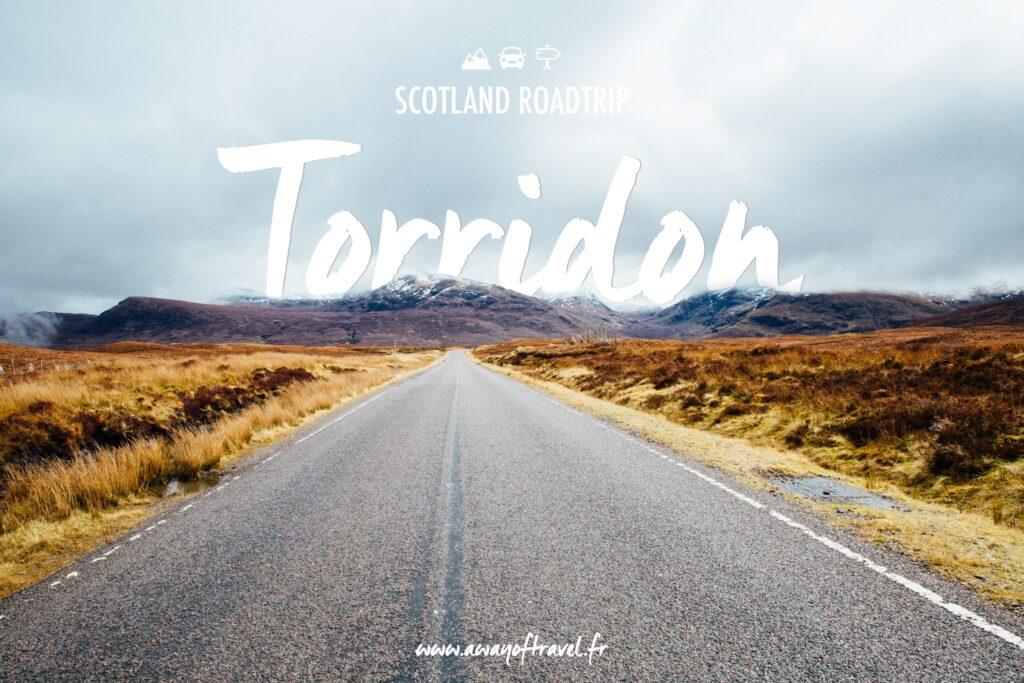 Roadtrip exocsse torridon scotland visit