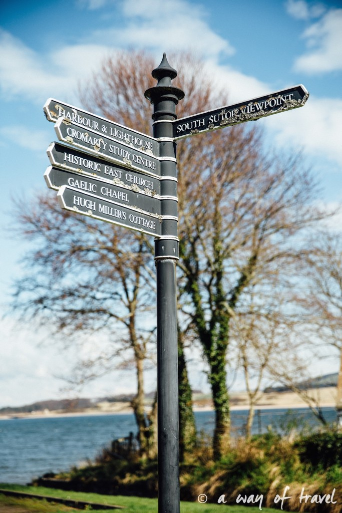 cromarty moray fith dauphin Visit Ecosse Scotland road trip blog voyage 7