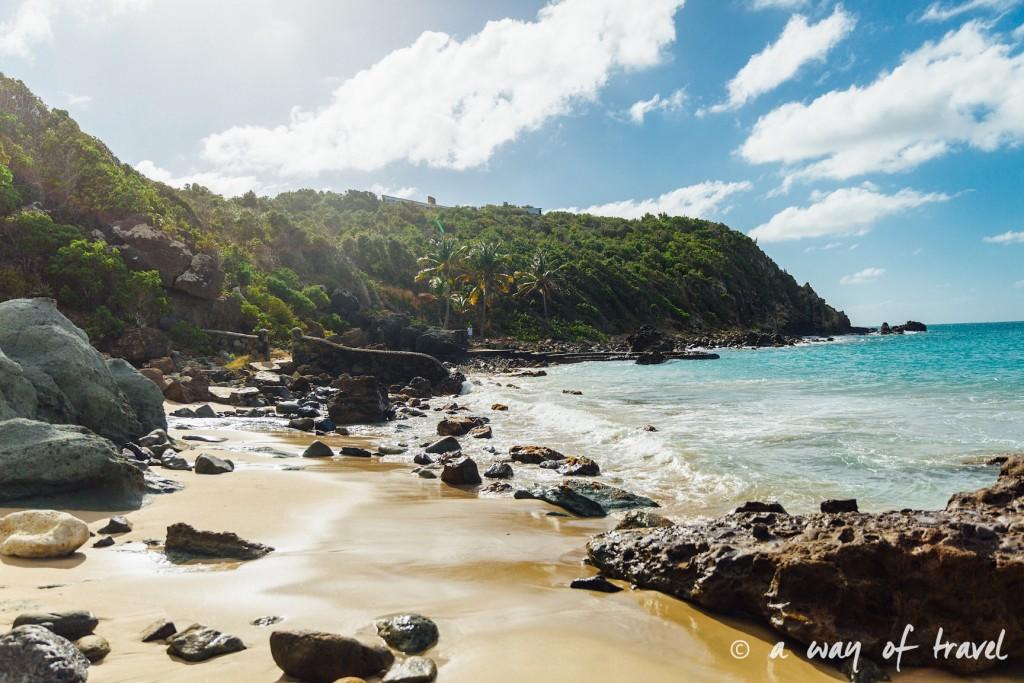 Colombier saint barth martin antilles françaises visiter guide plage barthélemy 10