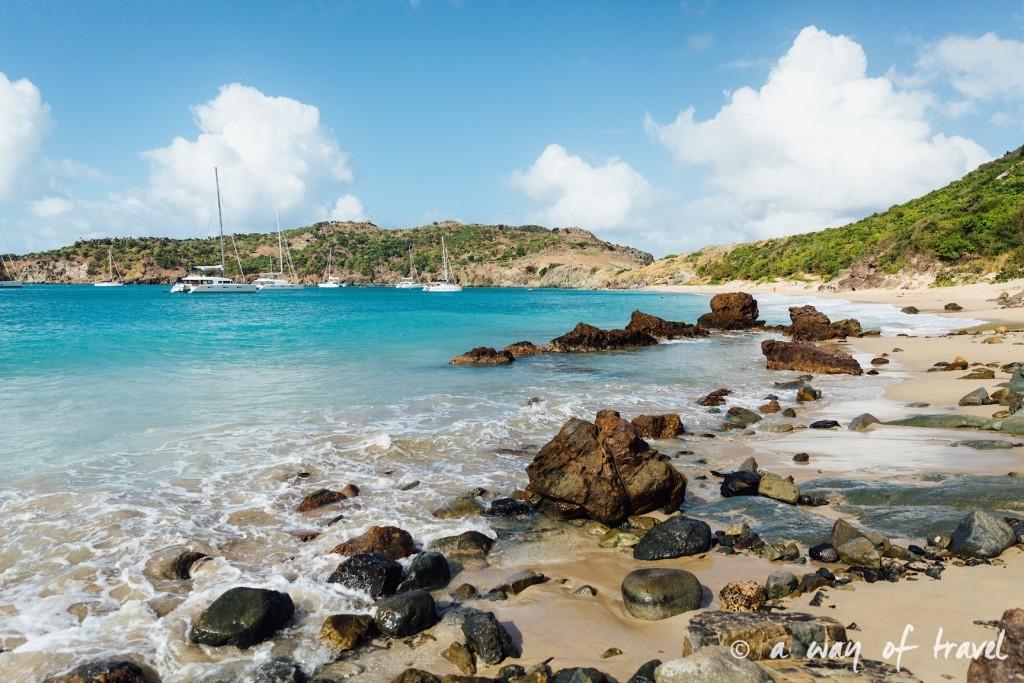 Colombier saint barth martin antilles françaises visiter guide plage barthélemy 11