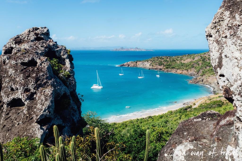 Colombier saint barth martin antilles françaises visiter guide plage barthélemy 5