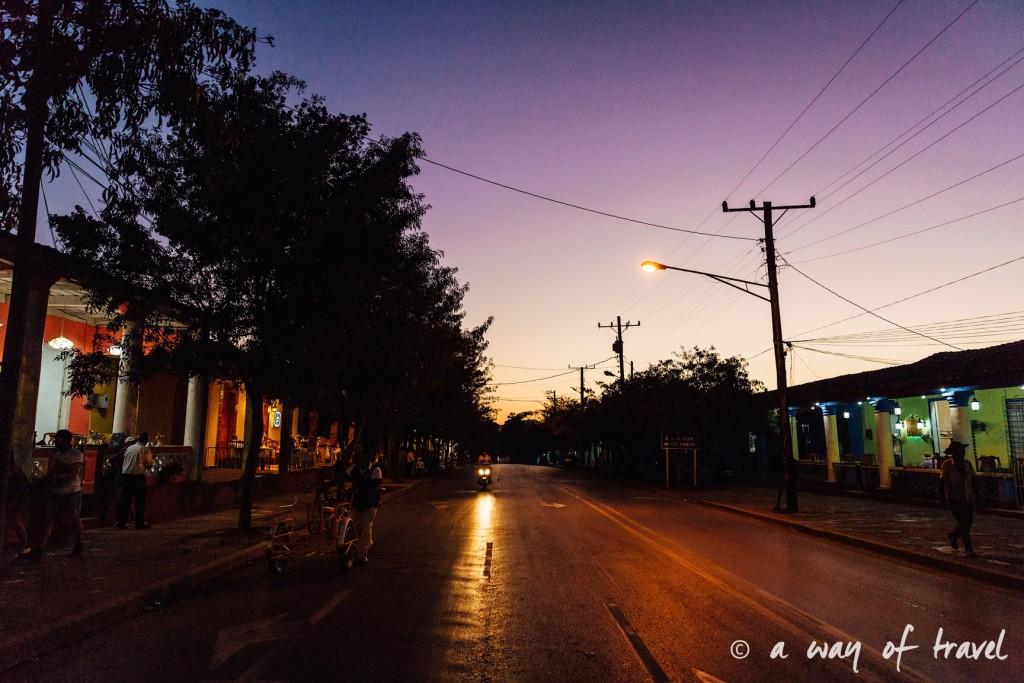Coucher soleil Vinales Cuba Guide Voyage 3