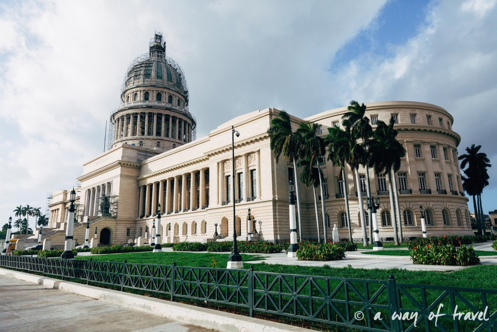 La Havane Cuba City Trip Guide Voyage capitole 12