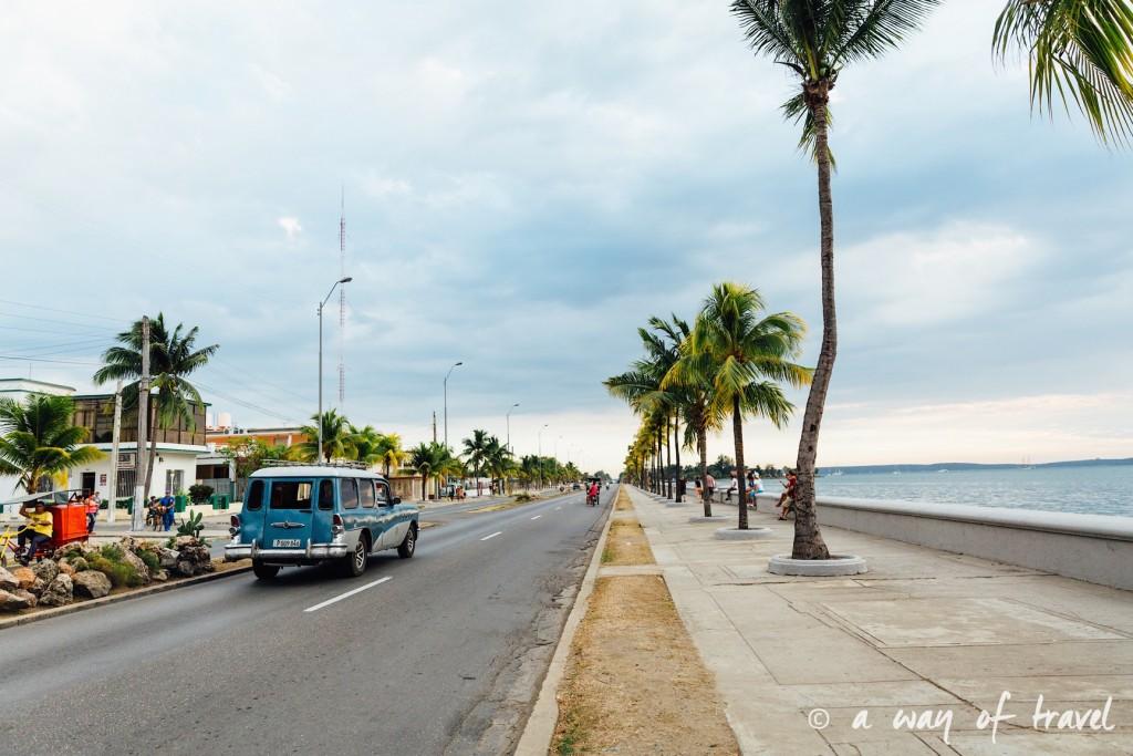 Visiter cuba guide cienfuegos malecon 14