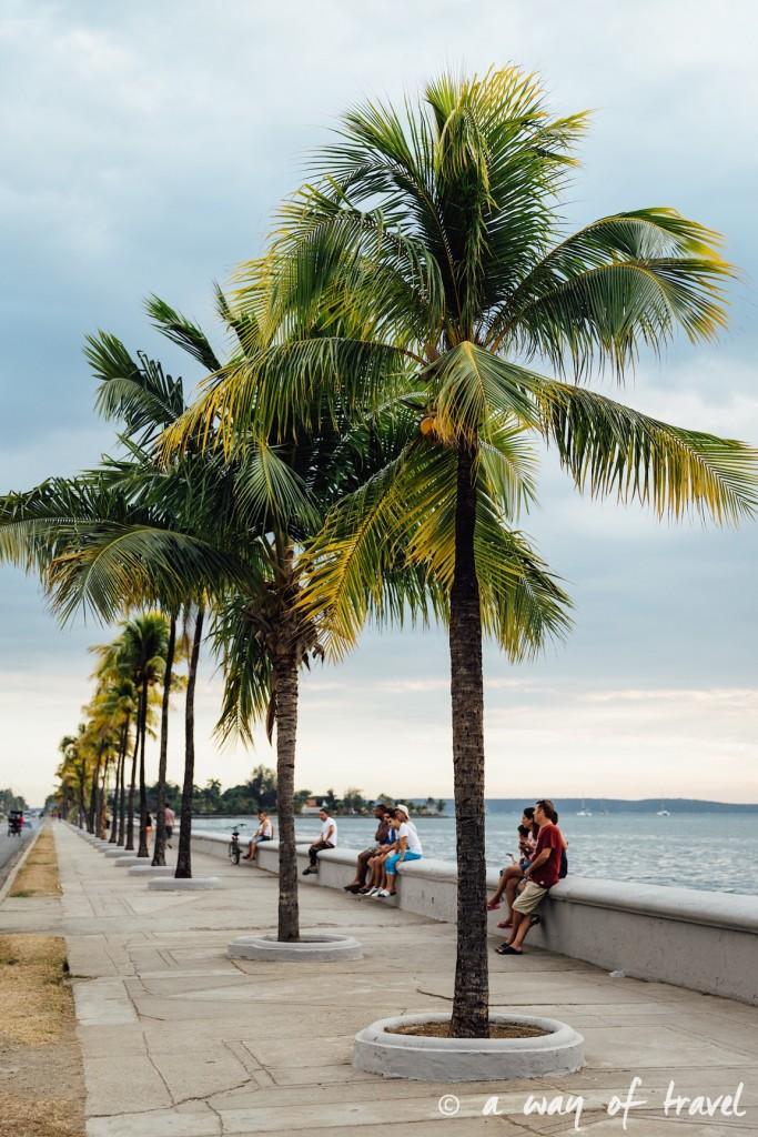 Visiter cuba guide cienfuegos malecon 15