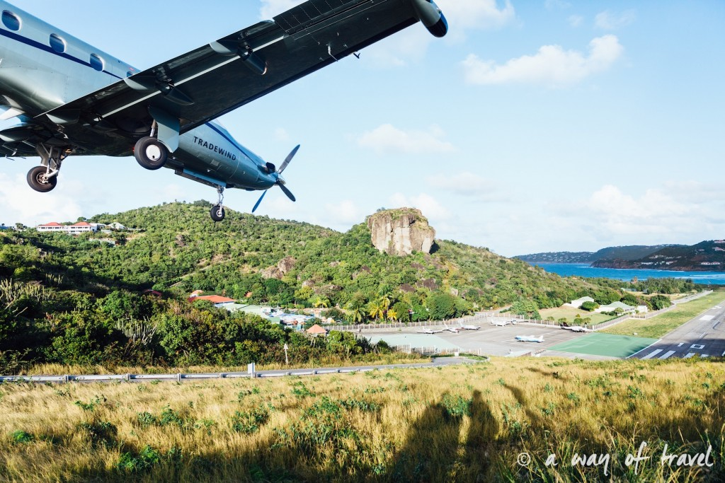 aeroport saint barth martin antilles françaises visiter guide plage barthélemy 27