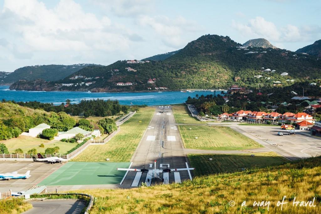 aeroport saint barth martin antilles françaises visiter guide plage barthélemy 28