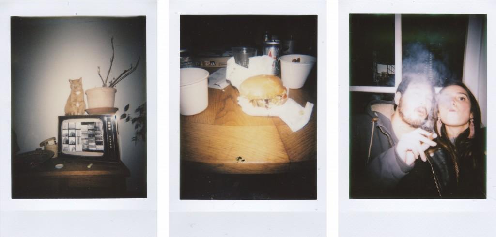 Polaroid lomo instant fuji