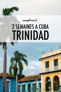 TRINIDAD city guide cuba