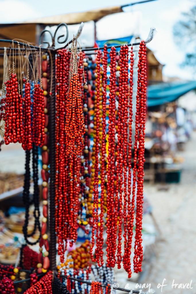 Visiter cuba guide trinidad marche artisanal 61