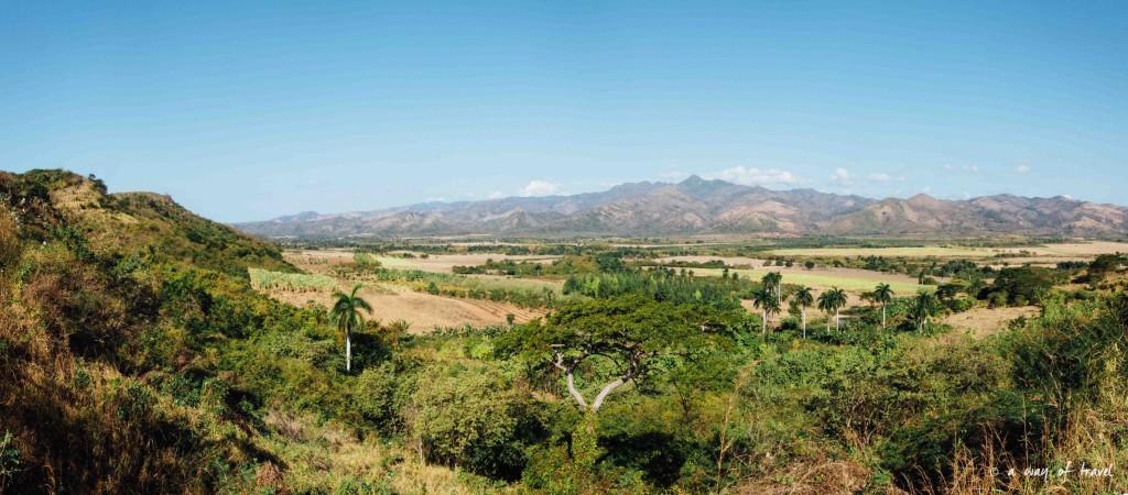 Visiter cuba guide trinidad panorama view