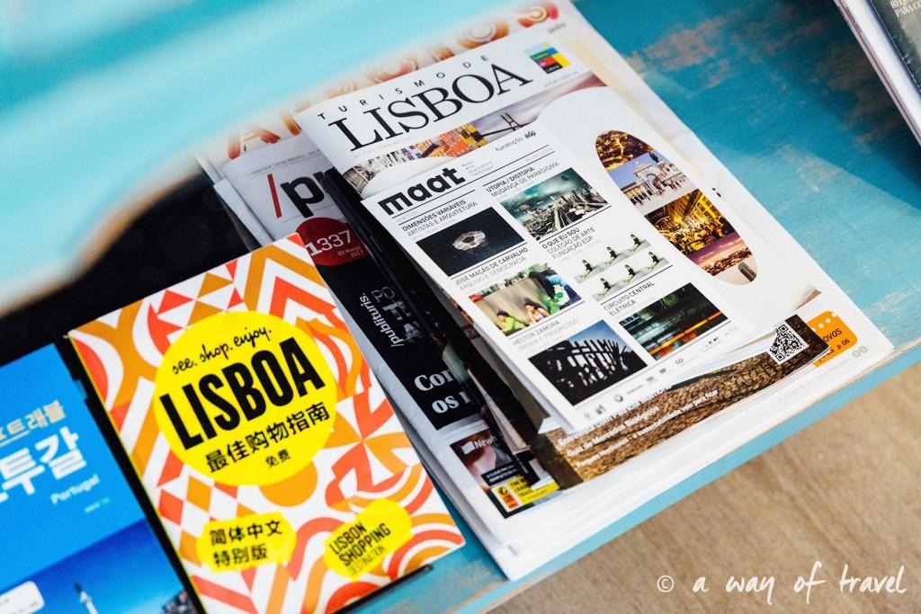 13 Lisbonne Be Lisbon hostel auberge jeunesse 5