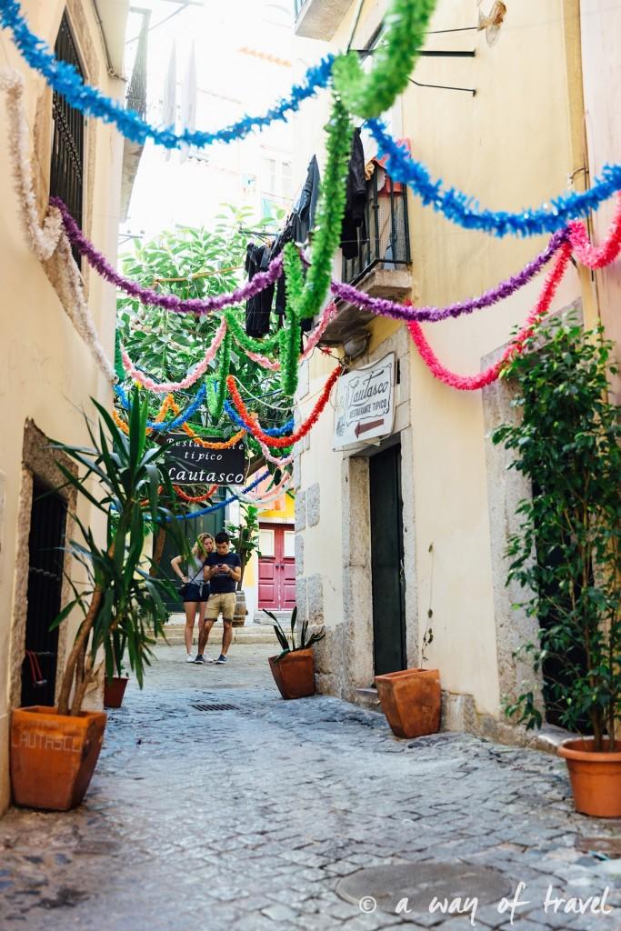 2 Cityguide Lisbonne Visiter Alafama quartier 1
