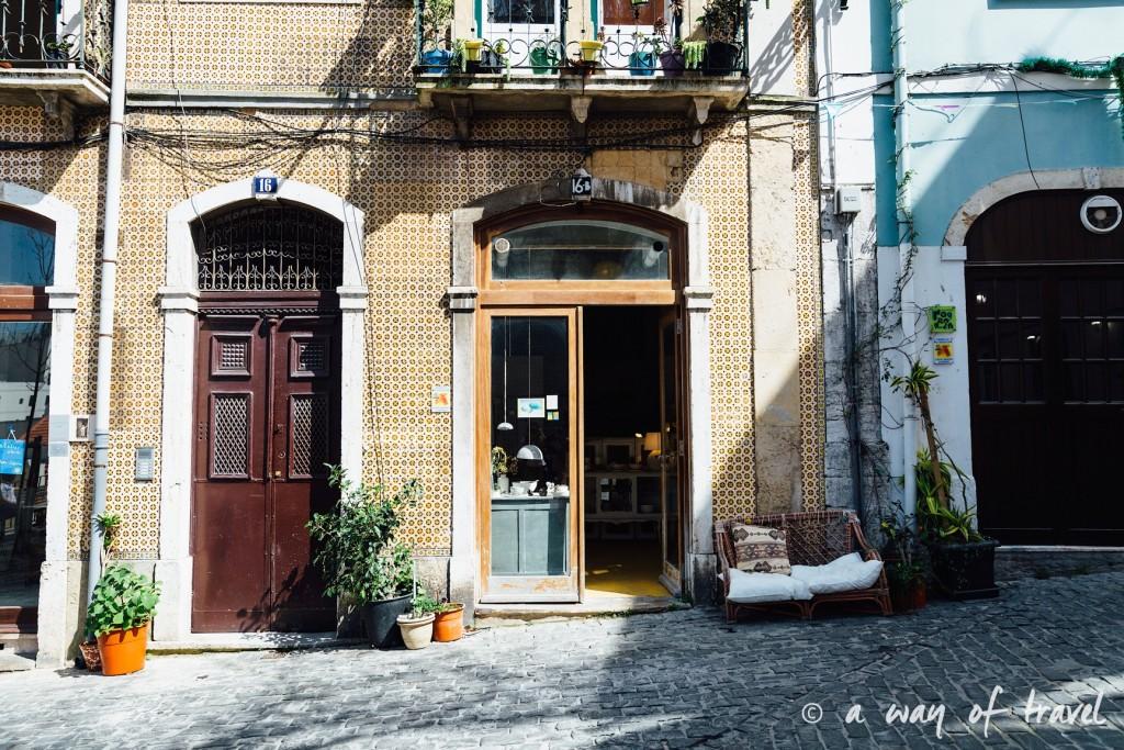 2 Cityguide Lisbonne Visiter Alafama quartier 16