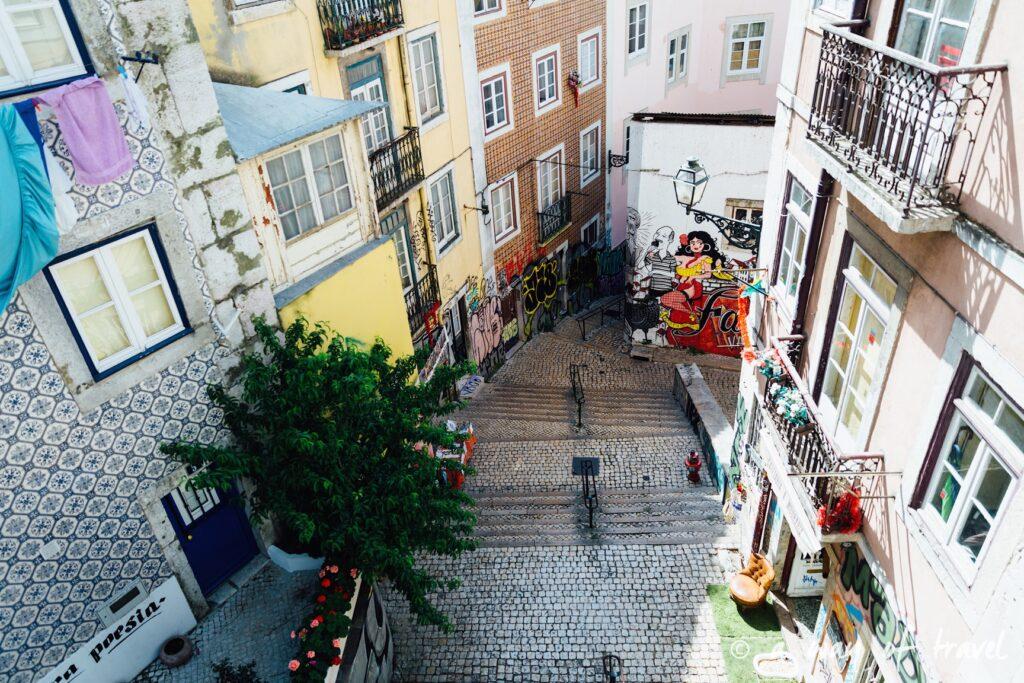 2 Cityguide Lisbonne Visiter Alafama quartier 18