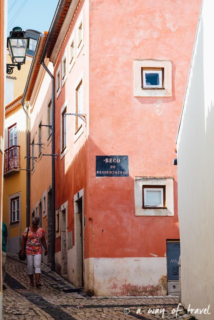 2 Cityguide Lisbonne Visiter Alafama quartier 21