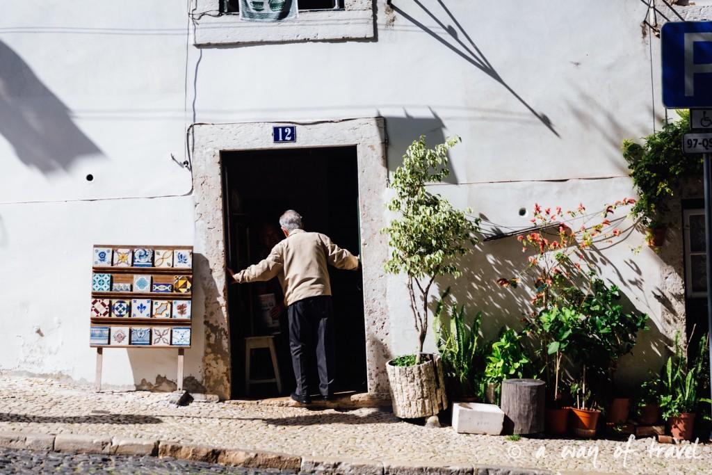 2 Cityguide Lisbonne Visiter Alafama quartier 24