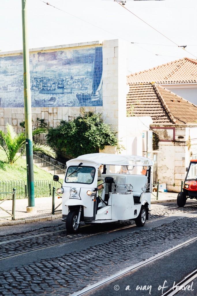 2 Cityguide Lisbonne Visiter Alafama quartier 27