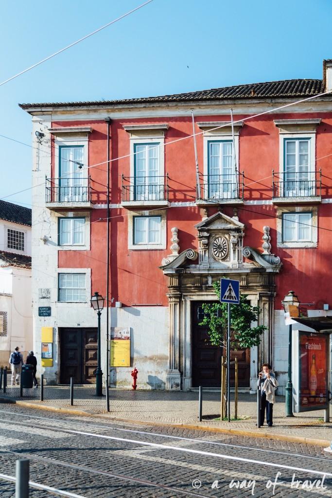 2 Cityguide Lisbonne Visiter Alafama quartier 3