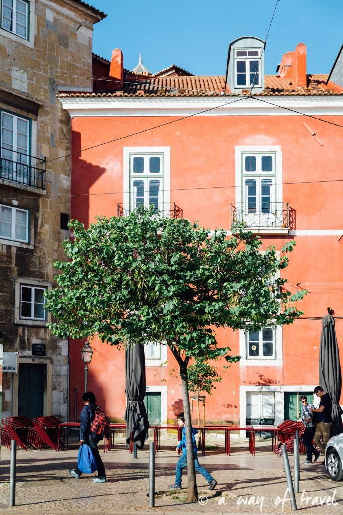 2 Cityguide Lisbonne Visiter Alafama quartier 4