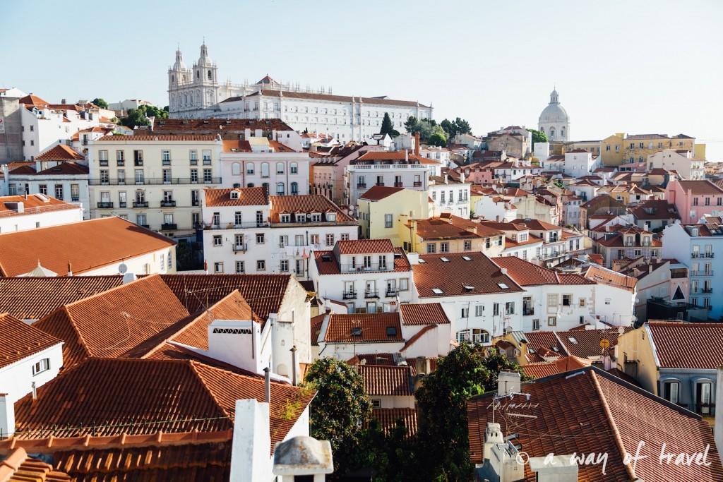 2 Cityguide Lisbonne Visiter Alafama quartier 5