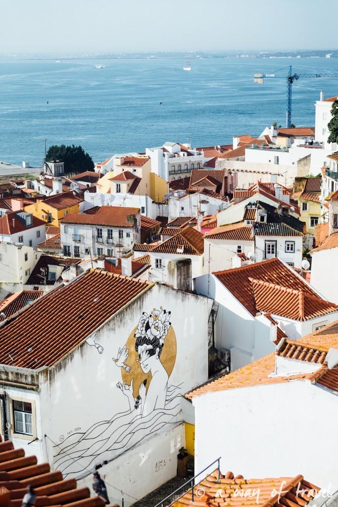 2 Cityguide Lisbonne Visiter Alafama quartier 6