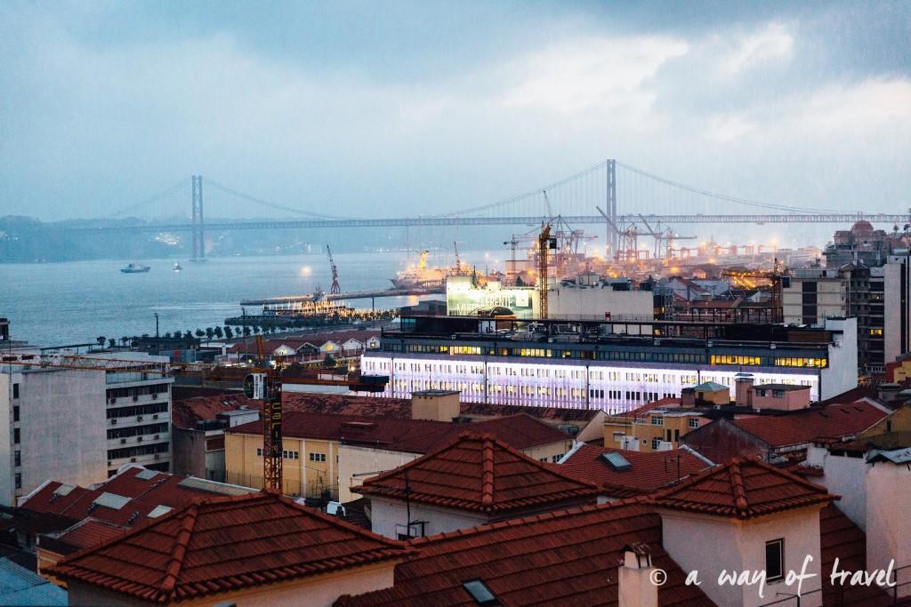 3 Lisbonne Visiter barrio alto mirador Noobai santa catarina 10