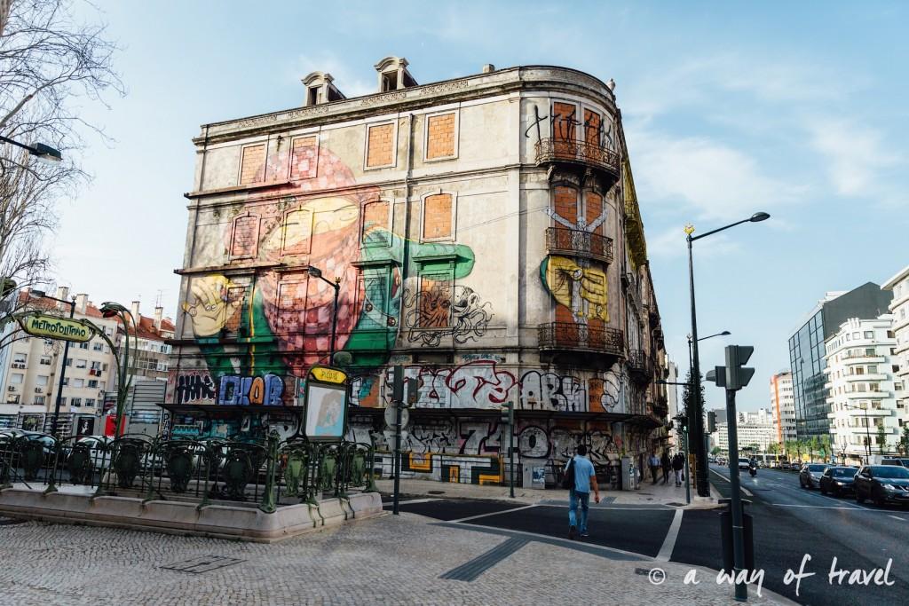8 Lisbonne lisboa street art 1