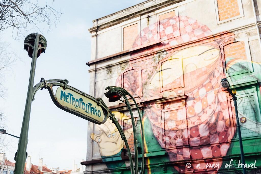 8 Lisbonne lisboa street art 6