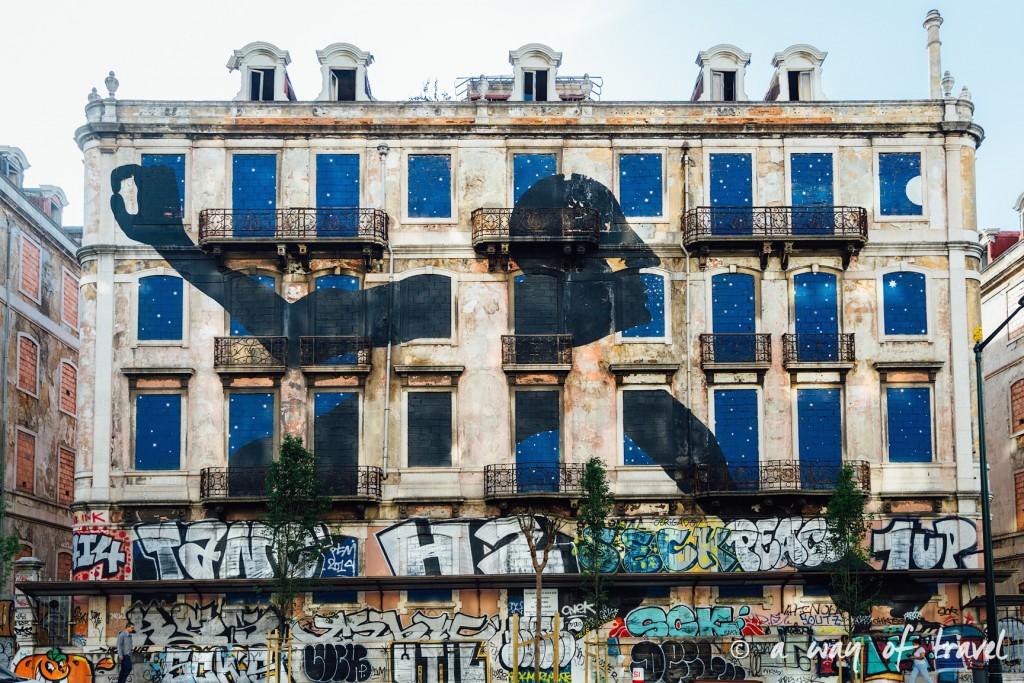 8 Lisbonne lisboa street art 7