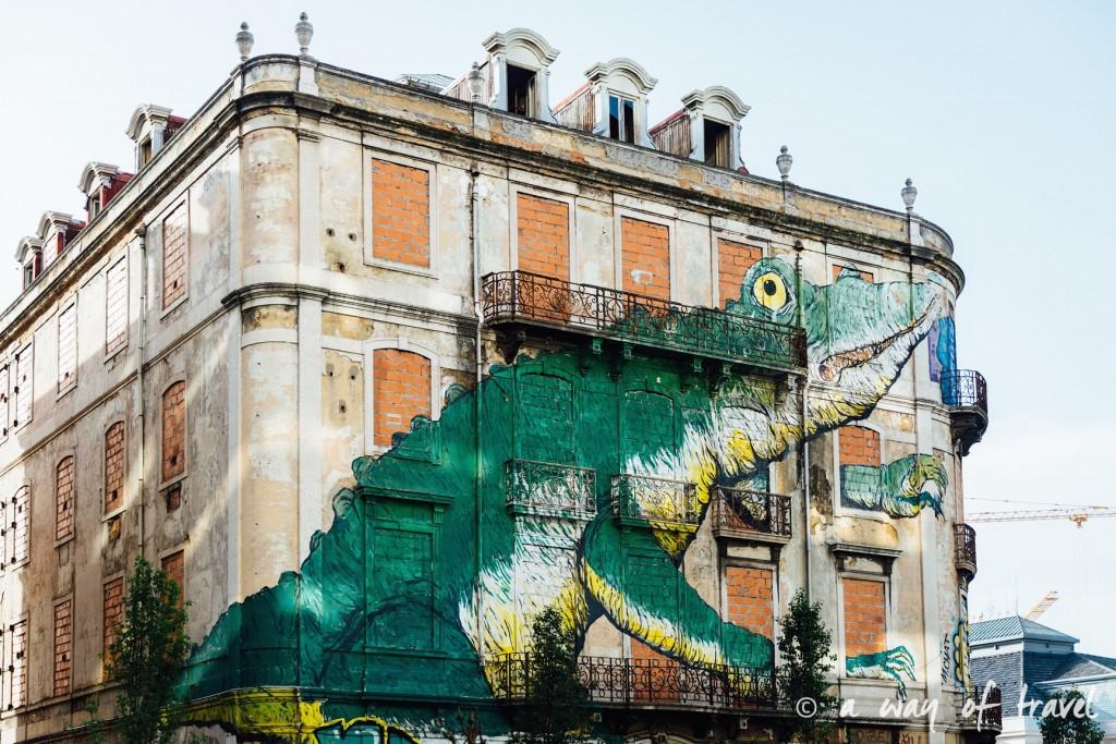 8 Lisbonne lisboa street art 8