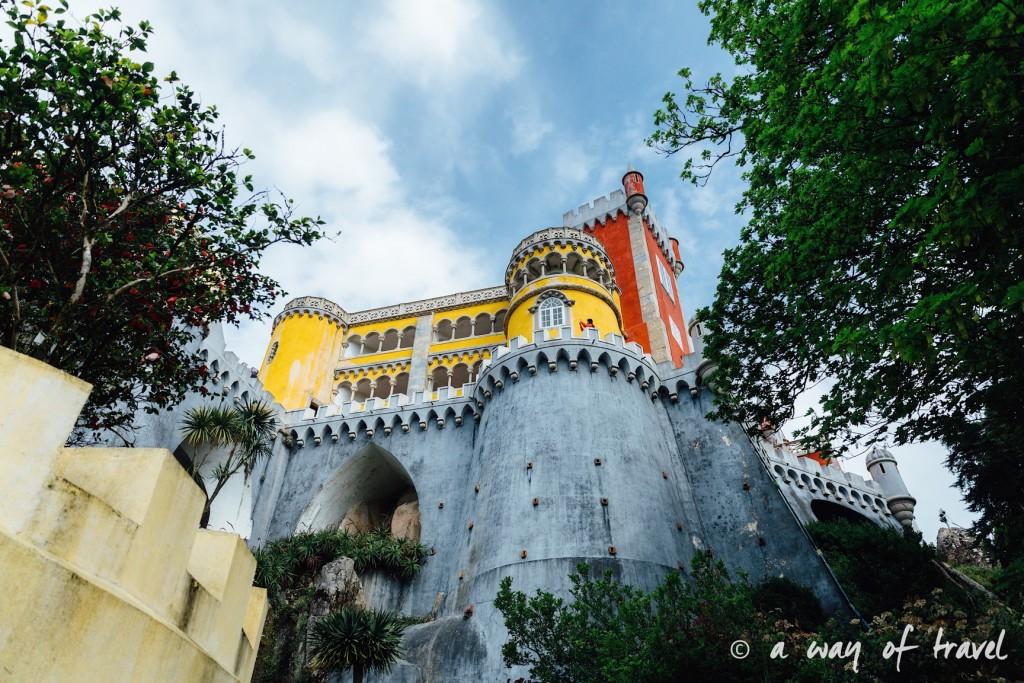 Cityguide Lisbonne Palais Pena sintra-1