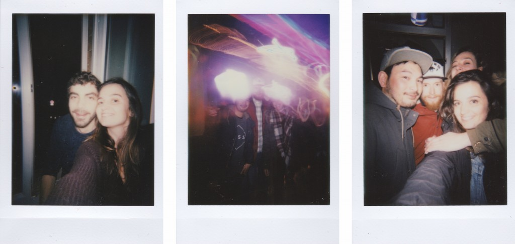 Lomo instant polaroid fuji avis test
