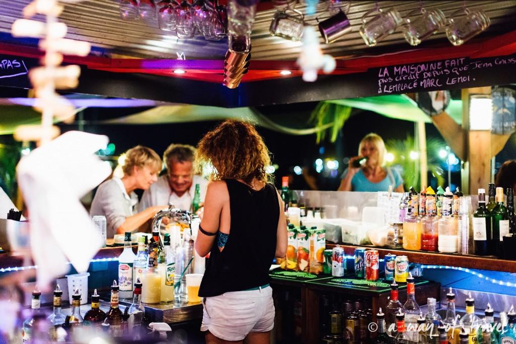 lagoonies bar sxm saint martin sint maarten concert 5