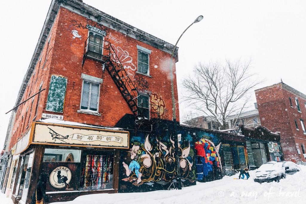 montreal saint laurent duluth street art guide 6