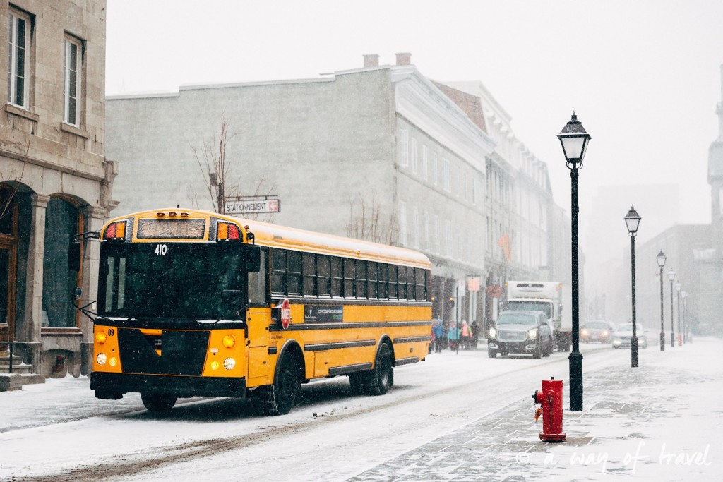 tempete neige montreal 2017 2