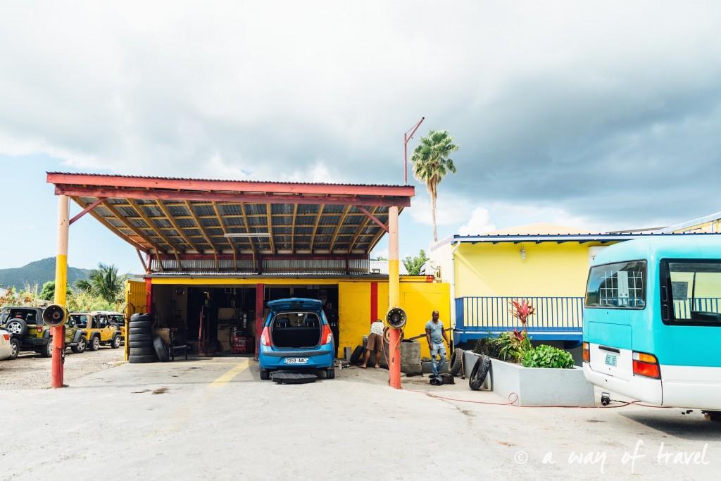 Saint Martin Caraibes Piscines naturelles Sint Maarten guana Bay 16