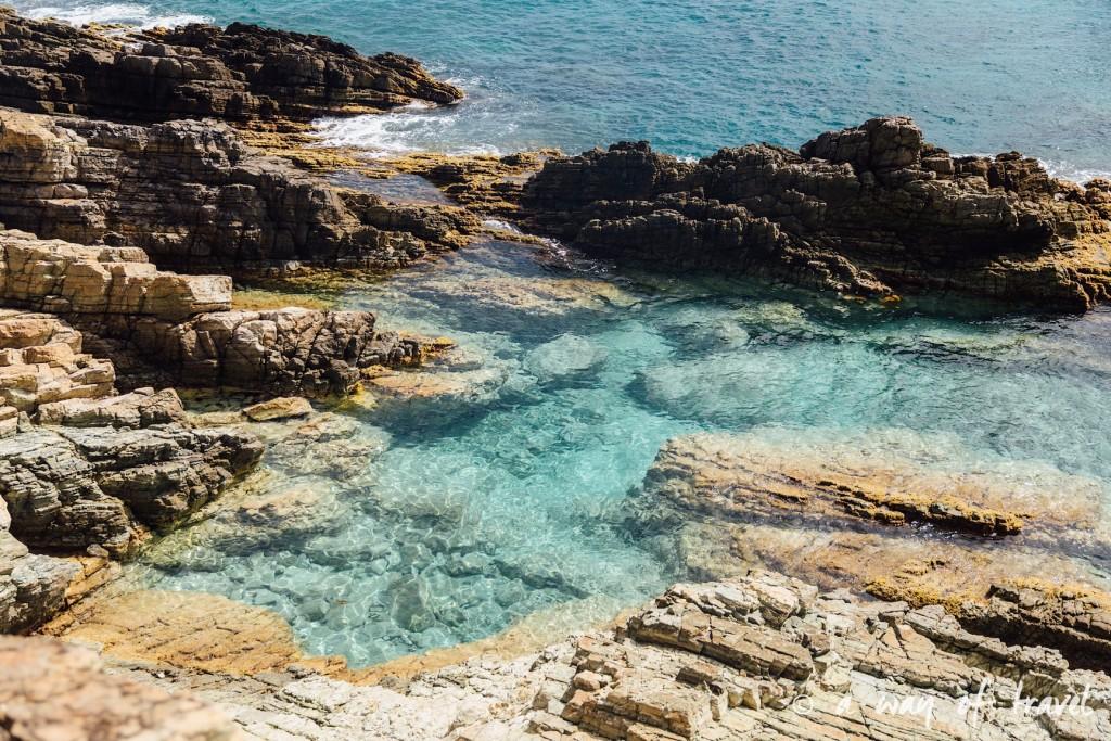 Saint Martin Caraibes Piscines naturelles Sint Maarten guana Bay 5