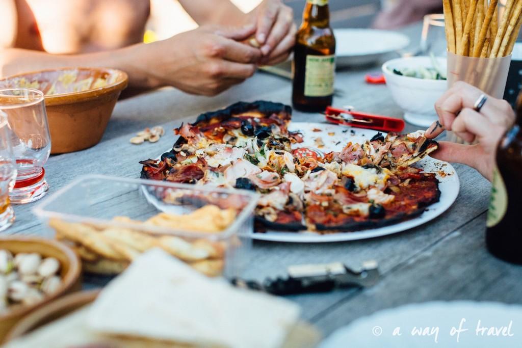 bourg saint bernard fete pres de la fadaise pizzas maison 14