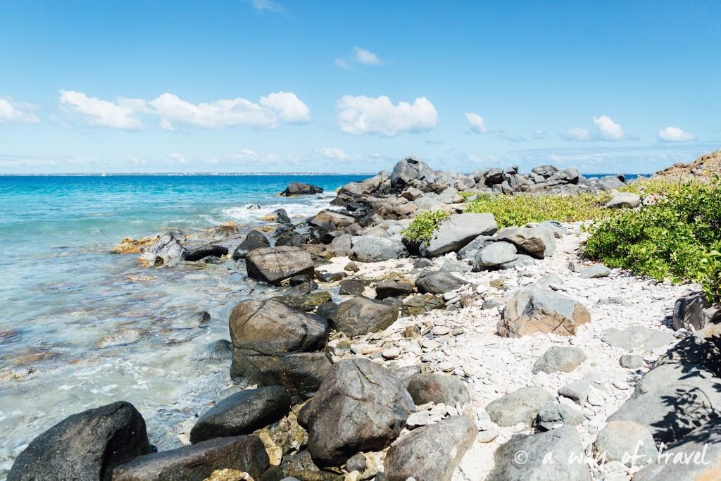 petite caye grande rando randonnee saint martin sxm plage sauvage 12