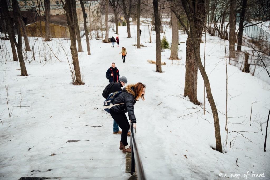 Visiter le quebec hiver 55